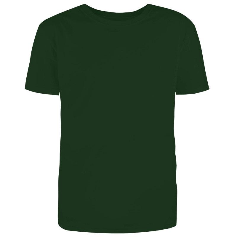 Custom Forest Green T-Shirt