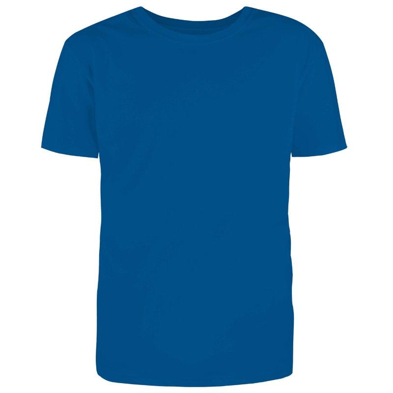 Custom Royal Blue T-Shirt