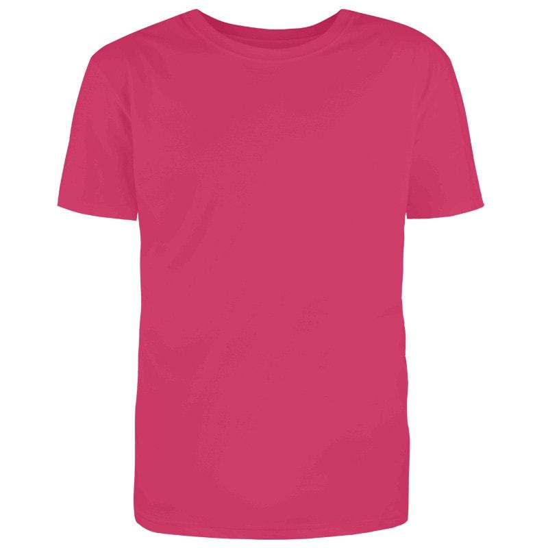 Custom Hot Pink T-Shirt