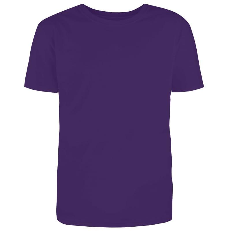 Custom Purple T-Shirt