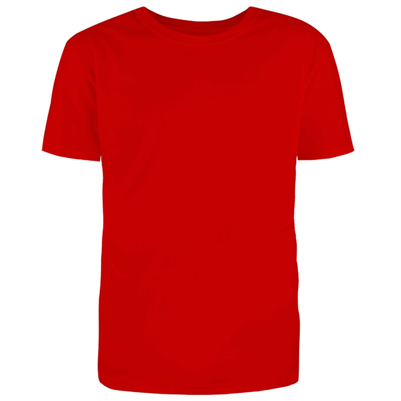 Custom Red T-Shirt