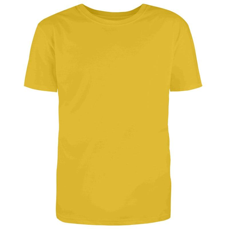 Custom Yellow T-Shirt